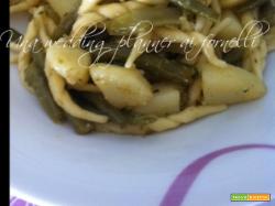 Trofie patate e fagiolini