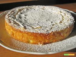 Migliaccio, torta ricotta e semolino