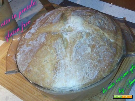 PANE COTTO in PENTOLA gluten free
