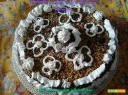 SEMIFREDDO CROCCANTE gluten free con doppio cioccolato white e noir