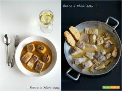 Brodetto del Golfo del Bengala al profumo di Marsiglia, in due versioni (ricetta parve)