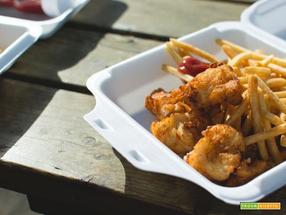 Fish & Chips, ricetta di Benedetta Parodi