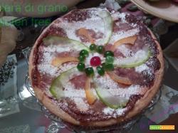 PASTIERA DI GRANO SARACENO (a' pizz 'e ran gluten free)