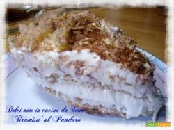 Tiramisu' al Pandoro