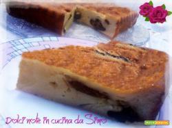 Far Breton torta morbida alle prugne secche