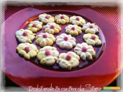 Biscottini di frolla montata