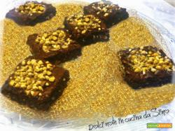 Brownies con le mandorle