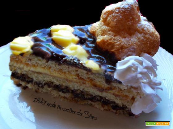 Torta Saint Honore'