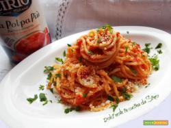 Spaghetti dal gusto deciso