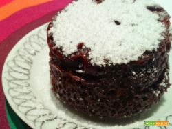 Solo 3 minuti e la torta è pronta!