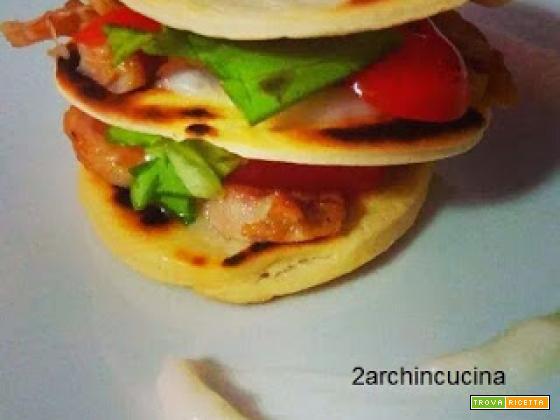 Torretta con kebab