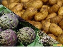 Purea di carciofi e patate