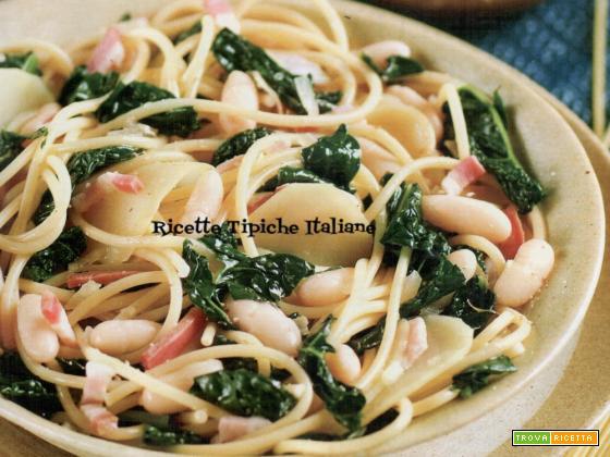Crocchette di verza e fagioli