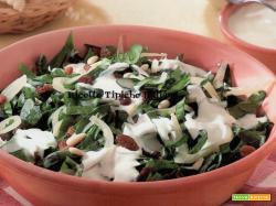 Insalata spinaci e yogurt
