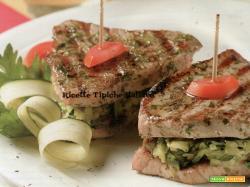 Sandwich di tonno
