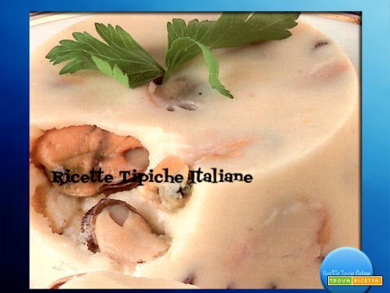 Crema bavarese salata