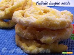 Frittelle lunghe sarde