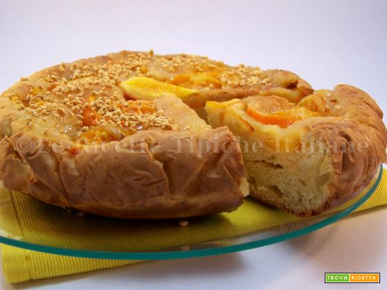 Torta all'arancia soffice senza latte e burro