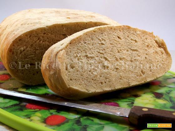 Pane morbido con lievito madre senza glutine