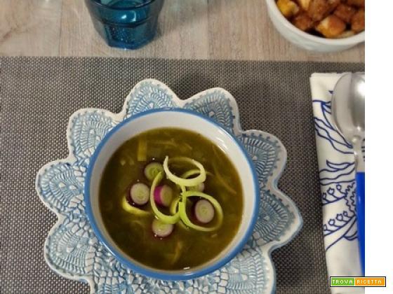 Zuppa veggie concentrata