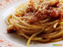 Spaghetti alla matriciana ... le origini ed i segreti!!!!