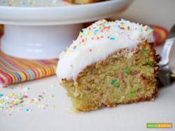 Torta Funfetti, Ricetta con Video