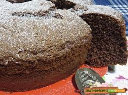 Chiffon cake cacao e latticello