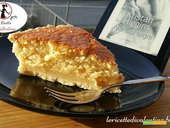 MANGIA CIO' CHE LEGGI 66: Torta di limone della signora Johnson ispirata da Nei tuoi sogni di Kristan Higgins