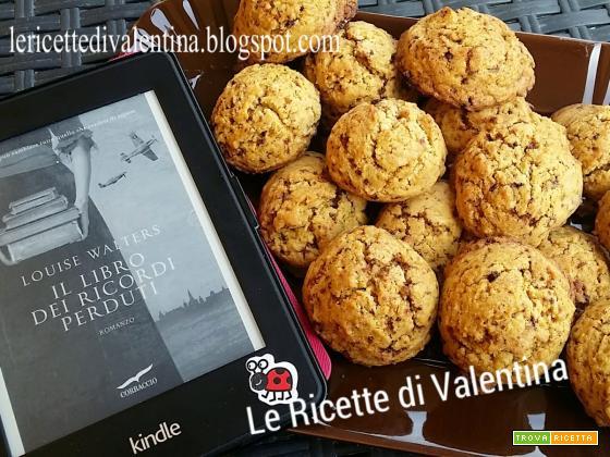 MANGIA CIO' CHE LEGGI # 32: Biscotti allo zucchero di canna Ispirati dai biscotti di Dorothy del romanzo di Louise Walters