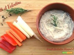 Hummus di fagioli cannellini e rosmarino