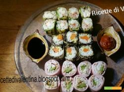 Sushi finto