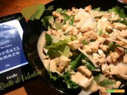MANGIA CIO' CHE LEGGI # 49: Caesar salad da Ricordati di amare di Rachel Van Dyken (con l'aiuto della friggitrice ad aria)