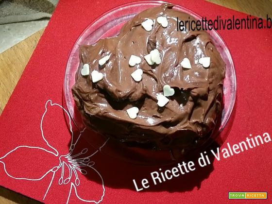 San Valentino...un dolce da soli 4 ingredienti perfetto da dividere con il proprio amore consolatorio per i single..CUORI DI NUTELLA