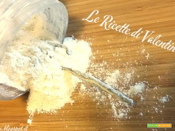 Zucchero di canna a velo con il Bimby...aromatizzato alla vaniglia