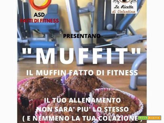 Muffin zucca e avena....MUFFIT in collaborazione con A.s.d.Fatti di Fitness