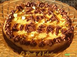 MANGIA CIO' CHE LEGGI # 55: Torta cioccolato e pistacchi ispirata da Mi sposo a New York di Cassandra Rocca