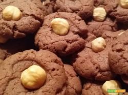 Biscottini super velocissimi alla Nutella. Anche per golosi non avvezzi ai fornelli