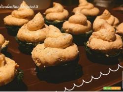 Pasticceria salata: Cupcakes salati vegani....per un'aperitivo sano&buono!