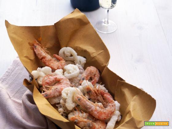 Frittura di mare gluten free