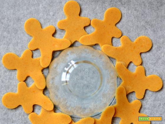 Ghirlanda di omini di pandizenzero - Gingerbreadmen wreath