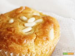 Muffin glutenfree con Mango e Pinoli (senza pesare gli ingredienti)