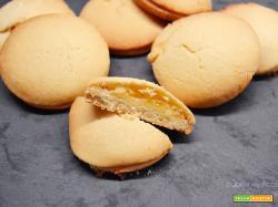 Biscotti di Frolla con Crema al Mascarpone