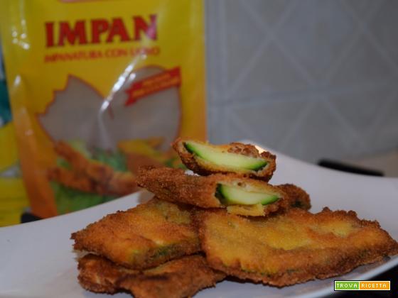 Zucchine impanate
