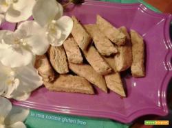 Mostaccioli gluten free