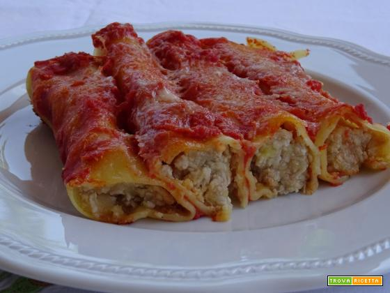 Cannelloni light facili