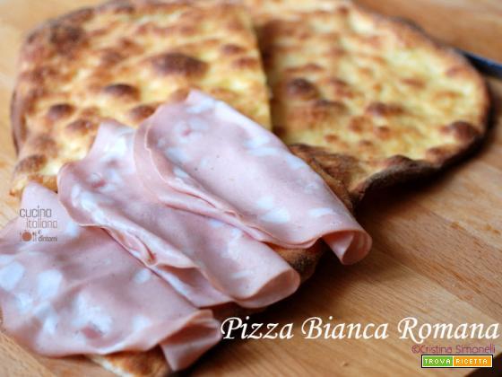 Pizza bianca Romana – il mio articolo per il Calendario del Cibo di AIFB