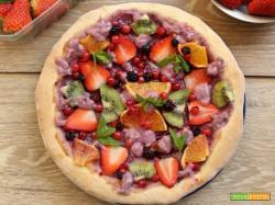 Pizza dessert Maria Vittoria