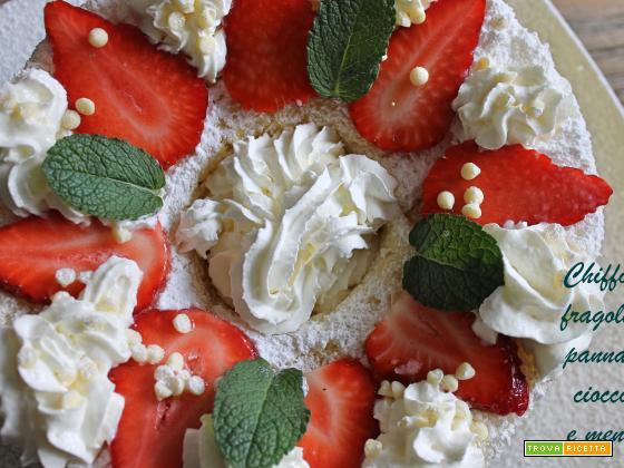 Torta facile (e bella) per principianti (come me)