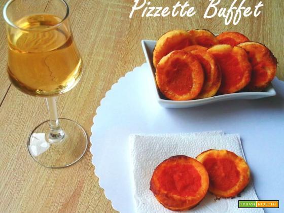Pizzette Buffet