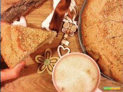 Bimby, Torta alle Nocciole di Pastafrolla Montata